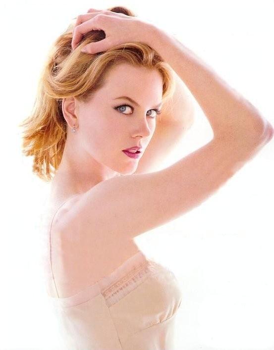 una seducente Nicole Kidman