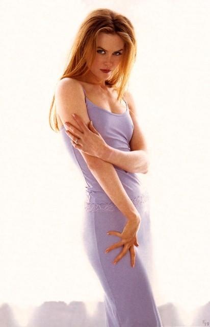 Nicole Kidman in versione seducente
