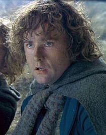Billy Boyd è lo hobbit Pipino