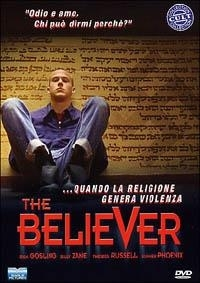 La copertina DVD di The Believer