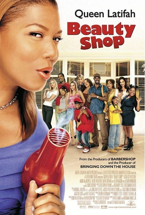 La locandina di Beauty Shop