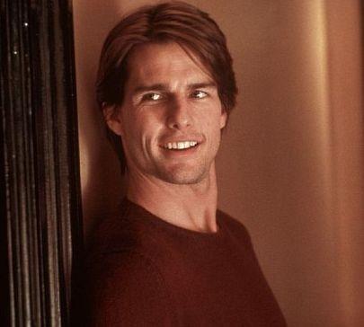 Tom Cruise nei panni di David Aames
