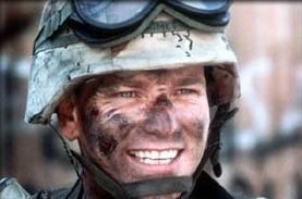 Ewan McGregor in Black Hawk Down