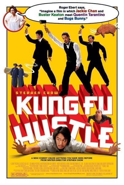 La locandina di Kung Fu Hustle