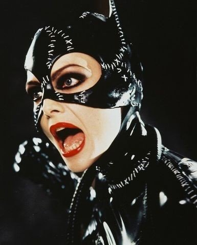 Michelle Pfeiffer è una temibile e supersexy Catwoman