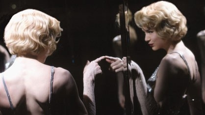 una splendida Renee Zellweger in una scena di Chicago