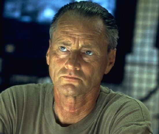 Sam Shepard in Black Hawk Down