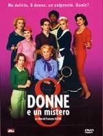 La copertina DVD di 8 donne e un mistero - Edizione speciale