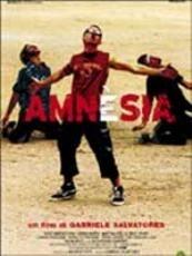 La copertina DVD di Amnèsia