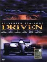 La copertina DVD di Driven