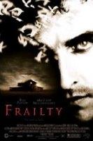 La copertina DVD di Frailty