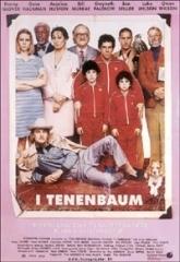 La copertina DVD di I Tenenbaum