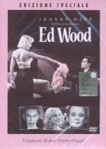 La copertina DVD di Il dvd di Ed Wood