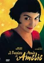 La copertina DVD di Il favoloso mondo di Amélie