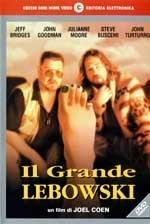 La copertina DVD di Il grande Lebowski