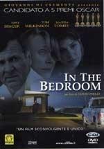 La copertina DVD di In the bedroom