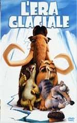 La copertina DVD di L'Era Glaciale