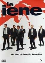 La copertina DVD di Le iene