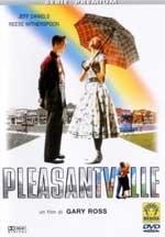 La copertina DVD di Pleasantville