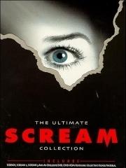 La copertina DVD di The Ultimate Scream Collection