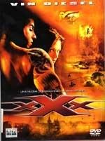 La copertina DVD di xXx