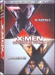 La copertina DVD di Il cofanetto X-Men Double Pack