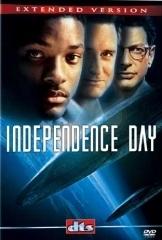 La copertina DVD di Independence Day - Edizione speciale