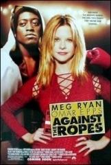La copertina DVD di Against the Ropes
