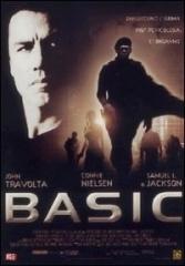 La copertina DVD di Basic