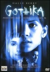 La copertina DVD di Gothika