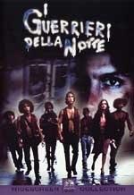 La copertina DVD di I guerrieri della notte