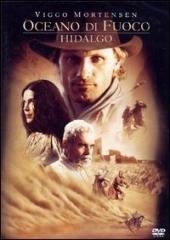 La copertina DVD di Oceano di Fuoco - Hidalgo
