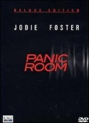 La copertina DVD di Panic Room - Deluxe Edition
