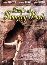 La copertina DVD di Picnic ad Hanging Rock
