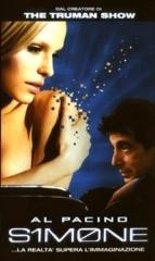 La copertina DVD di S1m0ne