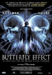 La copertina DVD di The Butterfly Effect