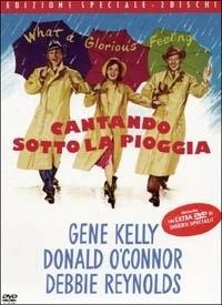 La copertina DVD di Cantando Sotto la Pioggia - Edizione Speciale (2 DVD)
