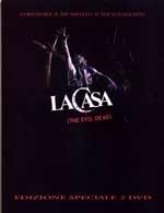 La copertina DVD di La Casa Edizione Speciale