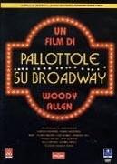 La copertina DVD di Pallottole su Broadway
