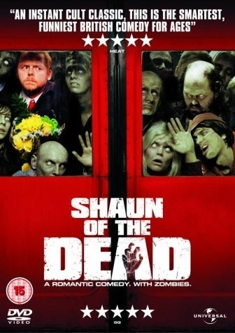 La copertina DVD di Shaun of the Dead Main Feature