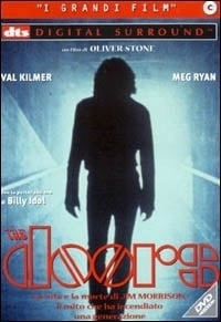 La copertina DVD di The Doors