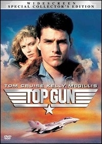 La copertina DVD di Top Gun - Special Edition