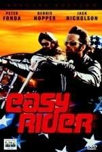 La copertina DVD di Easy Rider