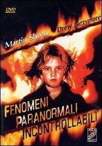 La copertina DVD di Fenomeni Paranormali Incontrollabili