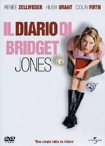 La copertina DVD di Il diario di Bridget Jones