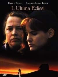 La copertina DVD di l'ultima eclissi