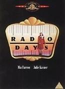 La copertina DVD di Radio Days