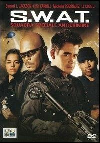 La copertina DVD di S.W.A.T. - Squadra speciale anticrimine