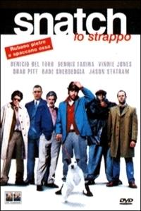 La copertina DVD di Snatch - Lo Strappo