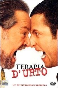 La copertina DVD di Terapia d'Urto